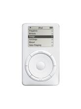 El primer iPod se lanzó en 2001, contaba con 5GB de espacio (unas...