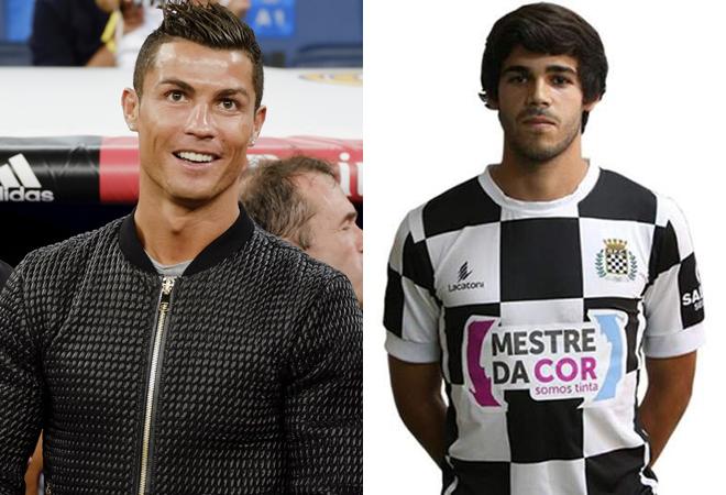 5a0b32030a El solidario gesto de Cristiano con un futbolista enfermo de cáncer ...