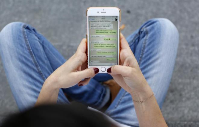 En los dispositivos se quedan restos de nuestra vida diaria