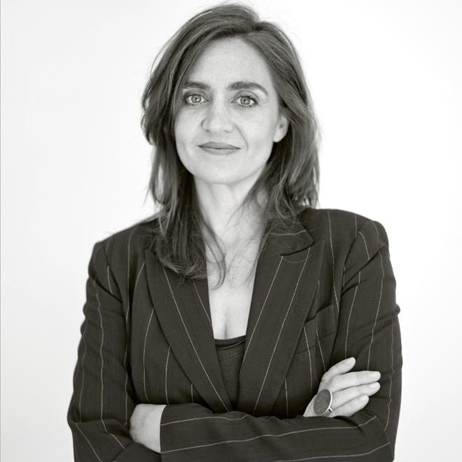 La arquitecta Belinda Tato.