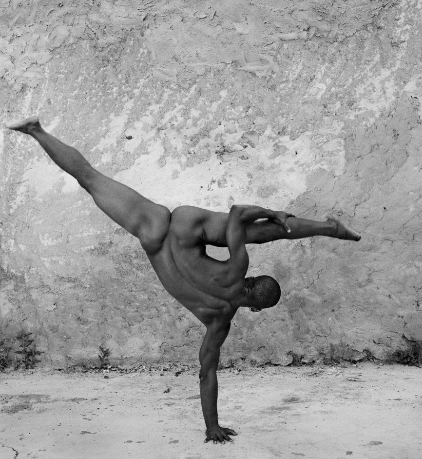 De la serie Capoeira.