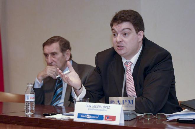 Javier López, en una imagen de archivo