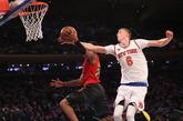 El Madison es cada día más inexpugnable. Los Knicks vencieron su...