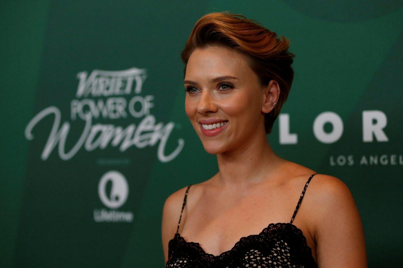 Así ha sido el espectacular cambio de Scarlett Johansson