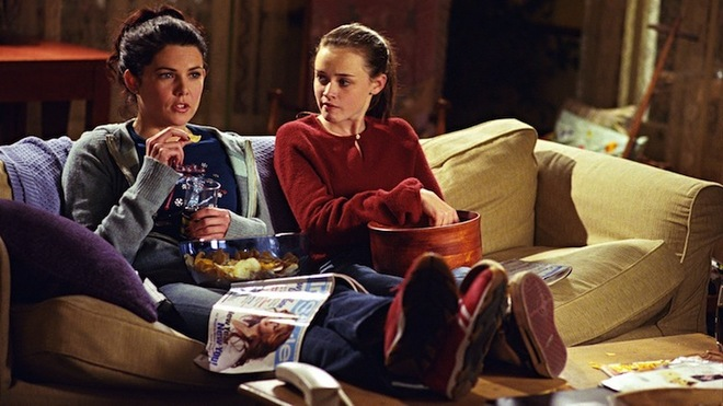 Fotograma de 'Las chicas Gilmore'.