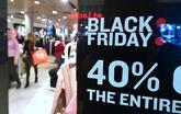 Promoción del Black Friday.