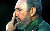 Imagen de Fidel Castro en 2005