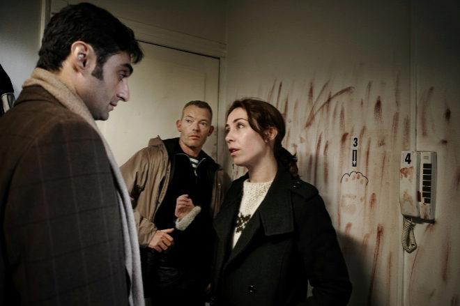 Imagen de la serie danesa 'Forbrydelsen', adaptada en EEUU como 'The...