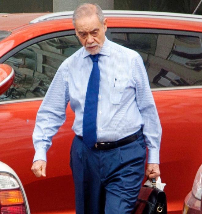 El fugitivo Guilherme Taveira, localizado por este diario en Luanda.