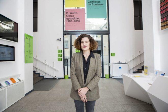Lucía Casani, directora de La Casa Encendida.