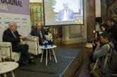 Miquel Roca, que participó en la redacción de la Constitución del...