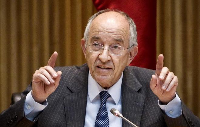 El ex gobernador del Banco de España Miguel Ángel Ordóñez.
