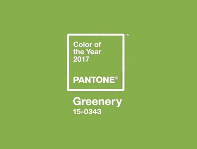 1483741fcc Pantone ha hablado  el verde  greenery  será el color de 2017