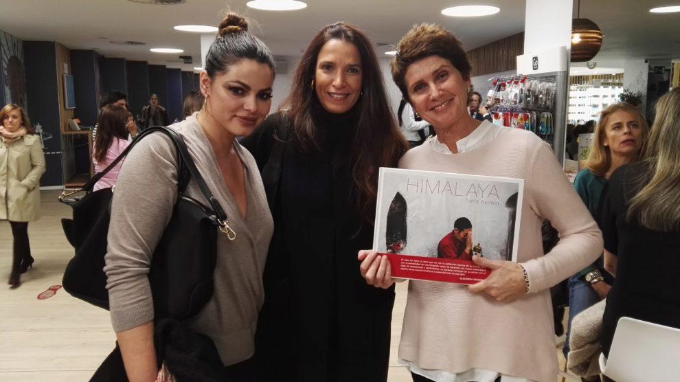 Hace unos días se presentó en Pangea, Madrid, el libro de...