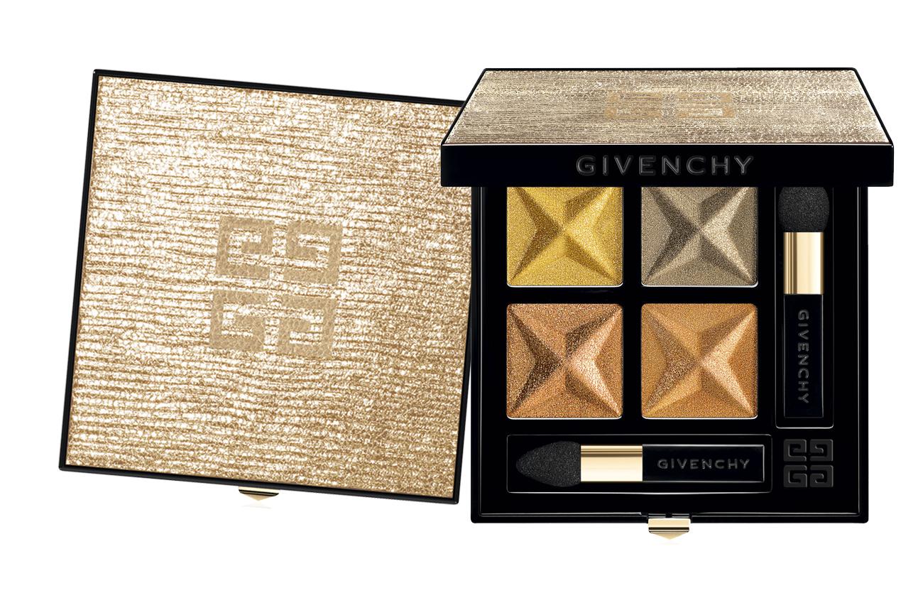 La Palette Ors Audacieux (50 ¤), de Givenchy, esconde...