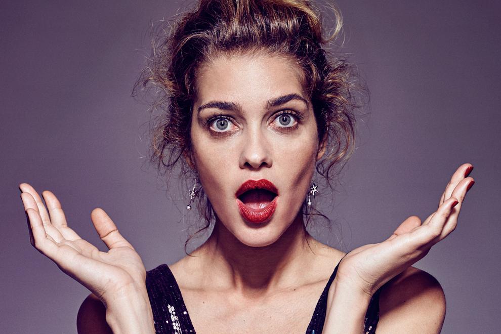 La modelo Ana Beatriz Barros.