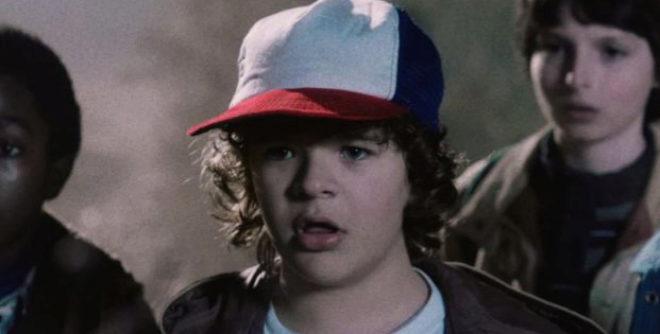 Gaten Matarazzo, Dustin en la serie.