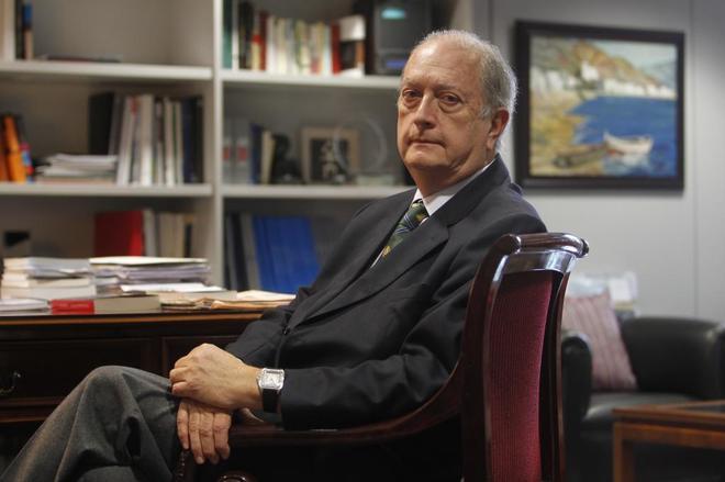 El nuevo presidente del Cercle d'Economia, Juan José Brugera.