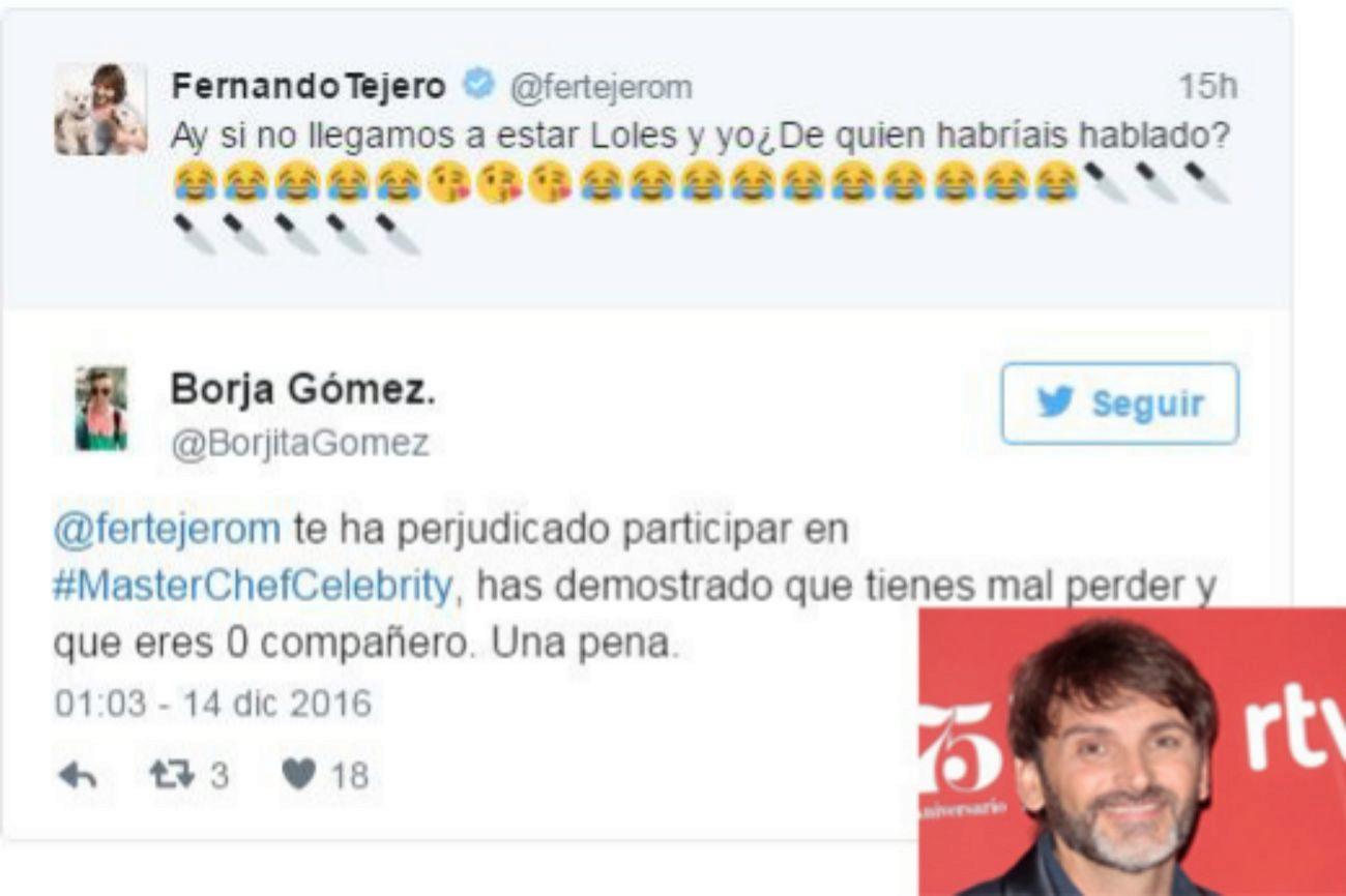 MasterChef Celebrity le dio la victoria ayer a Miguel Ángel Muñoz...
