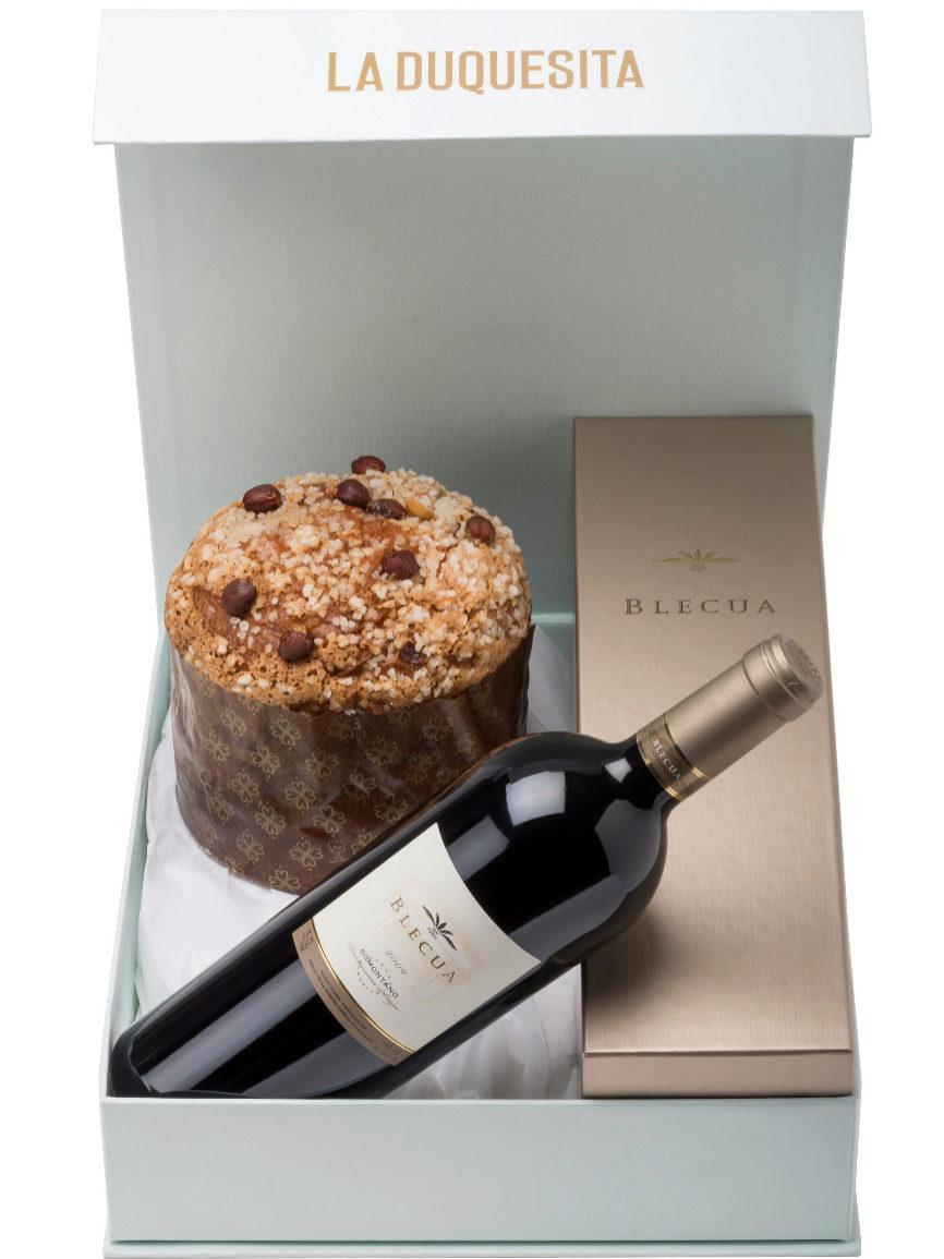 La bodega Viñas del Vero y la pastelería La Duquesita, de Oriol...