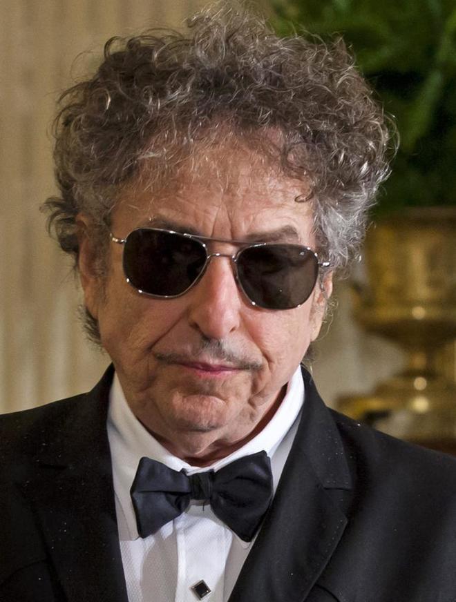 Bob Dylan es literatura