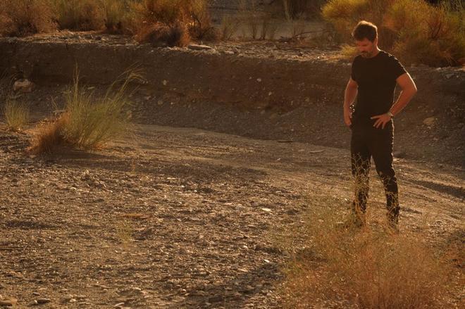 Rodolfo Sancho, en una escena del último episodo de la serie 'Mar de...