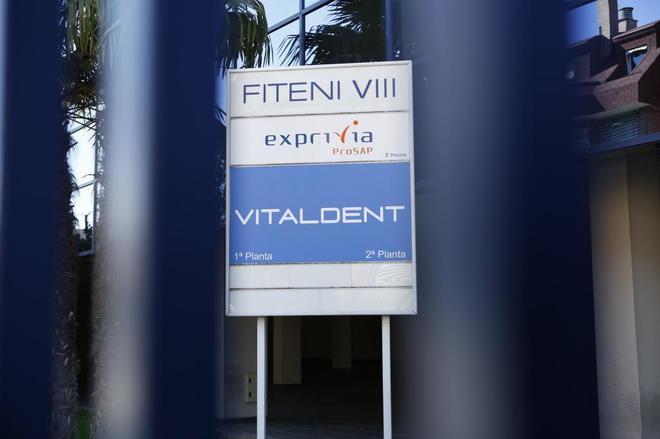 Sede central del grupo Vitaldent, en Las Rozas (Madrid)