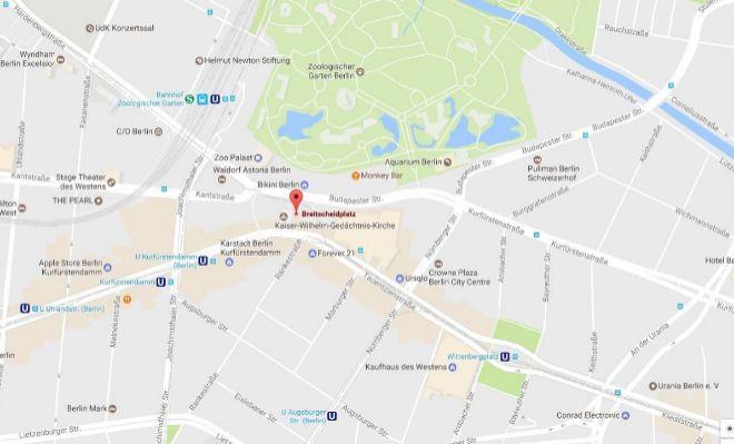 El atentado en el mercado navideño de Berlín deja al menos 12 muertos y 48 heridos