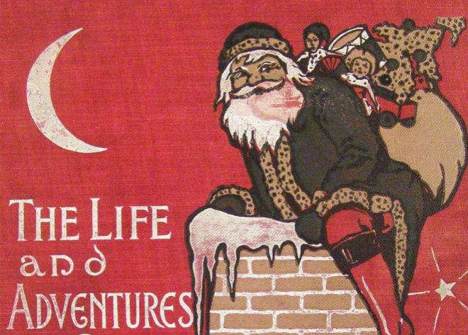 94a001e342 Así era Santa Claus antes de  fichar  por Coca-Cola  ni rojo