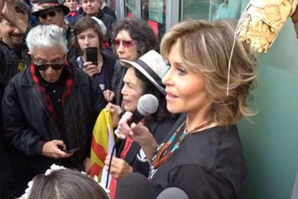 La actriz Jane Fonda cumplió el pasado miércoles 79 años. Éste fue...