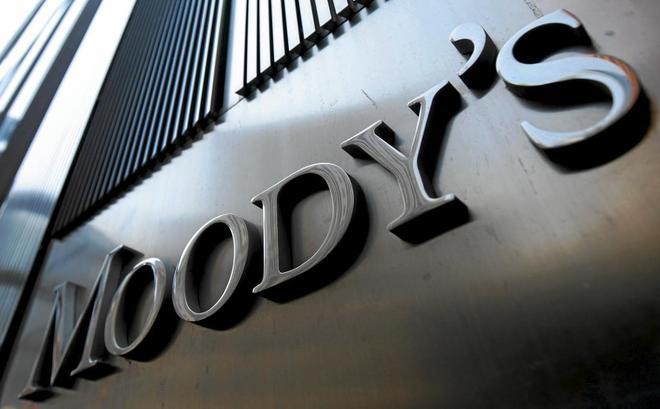 Logo de la agencia de calificación Moody's.
