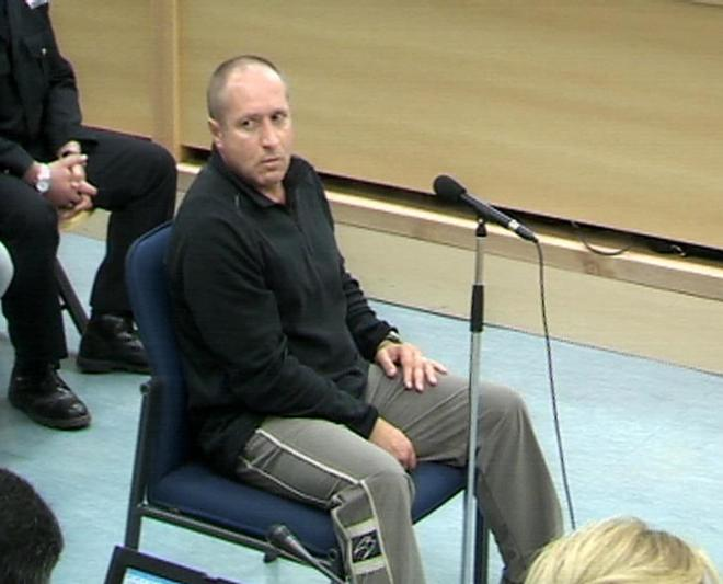 Henri Parot, durante un juicio en la Audiencia Nacional.