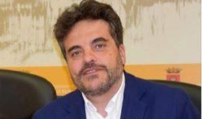 El concejal y viceportavoz del grupo municipal de Ganemos en el...