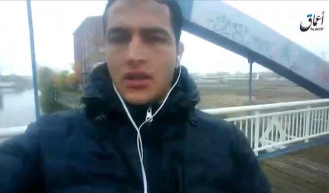 El presunto autor del atentado de Berlín había jurado lealtad al Estado Islámico en un vídeo.