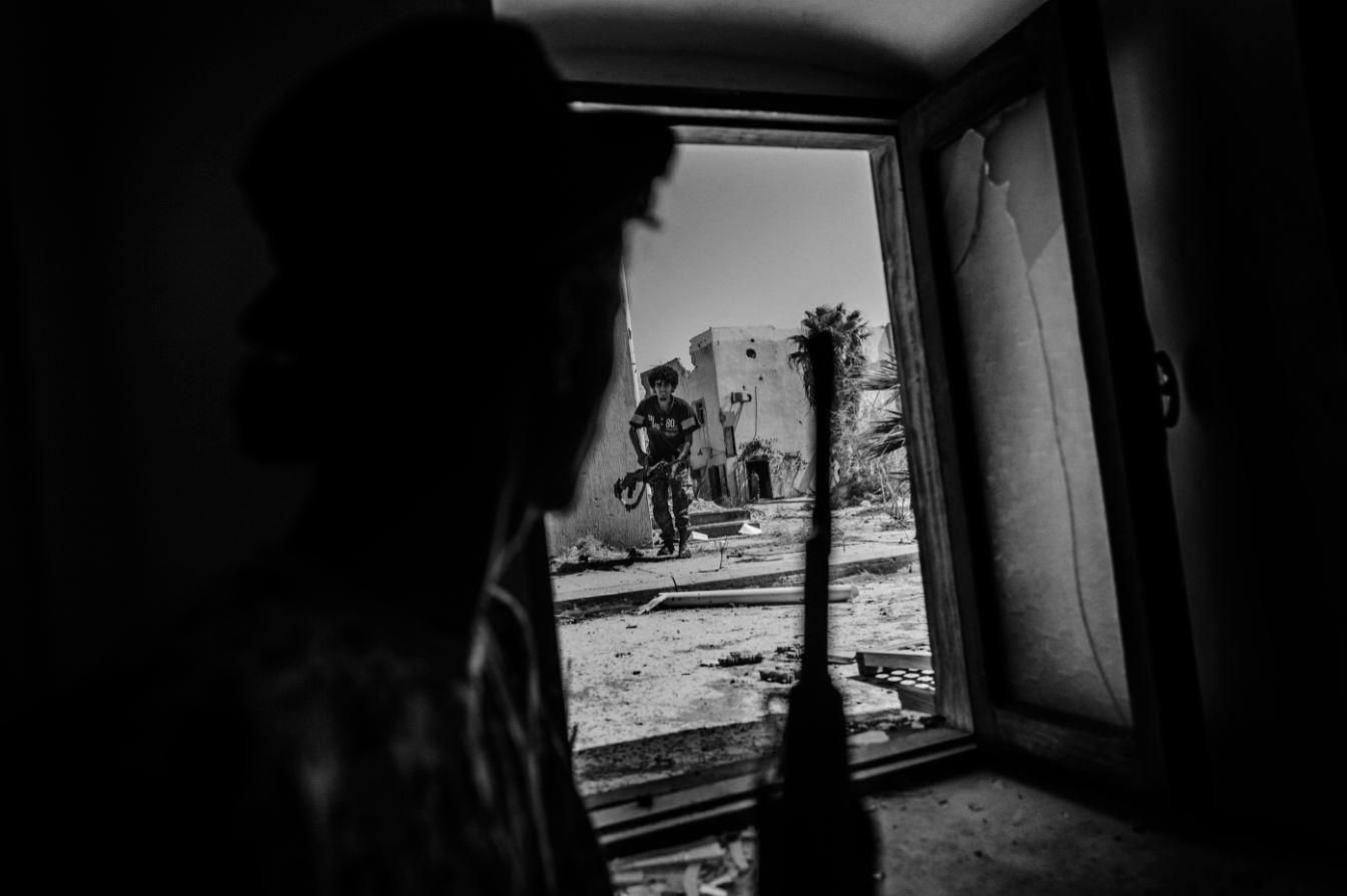 La ciudad de Sirte, bastión de ISIS en Libia, fue liberada la semana pasada tras ocho meses de ofensiva.
