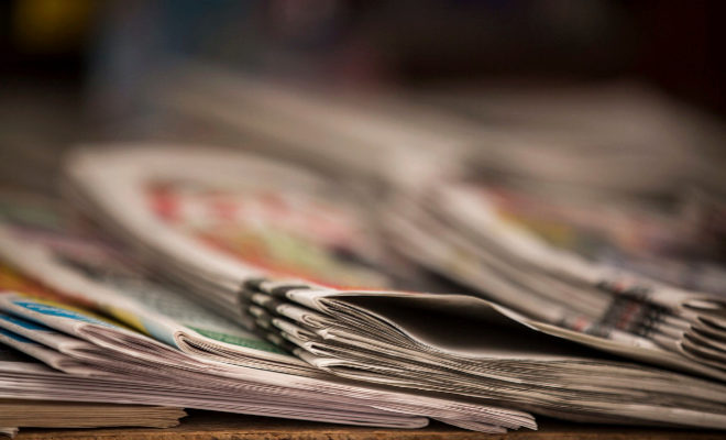 Imagen de recurso de prensa diaria