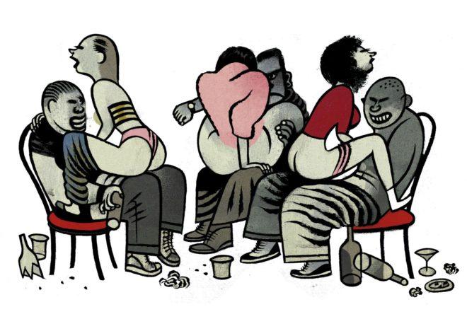Alerta Medica En Madrid Por El Juego Sexual Del Muelle Madrid