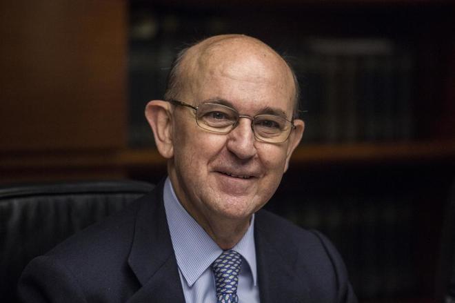 El magistrado y ex diputado del PP Andrés Ollero.