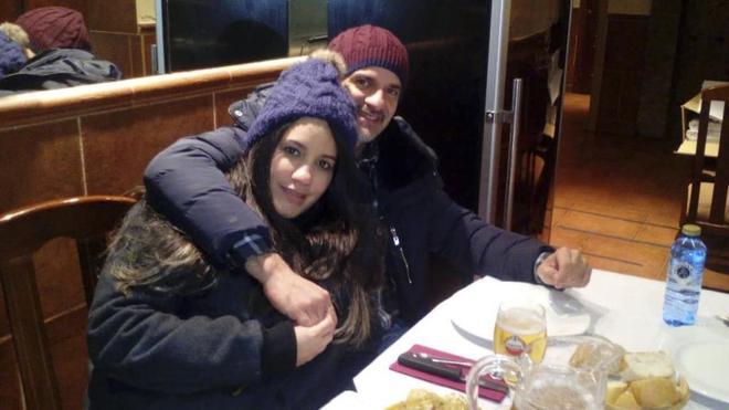 Marcos Campos y Janaína, asesinados junto a sus dos hijos pequeños.