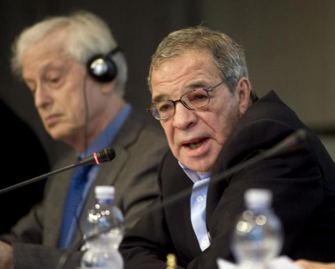 El presidente de la CEC, César Alierta.
