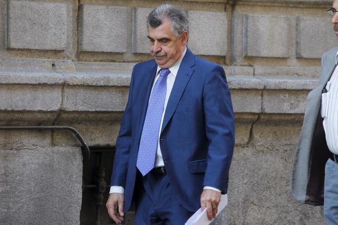 El magistrado de la Audiencia Nacional Ismael Moreno.