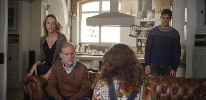 Una escena de la serie de Telecinco.