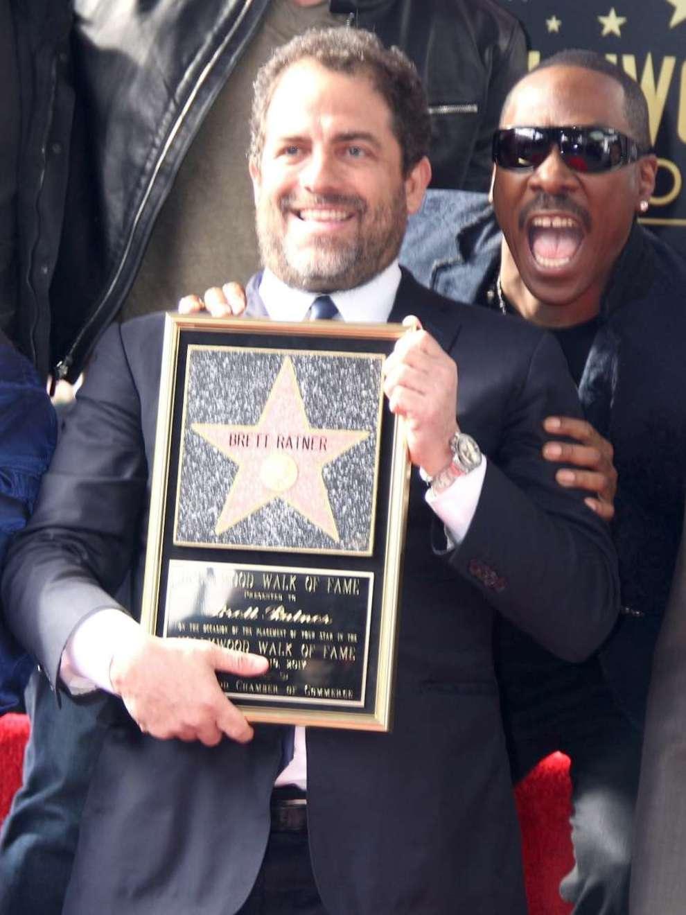 El director de cine estadounidense Brett Ratner recibió ayer jueves...