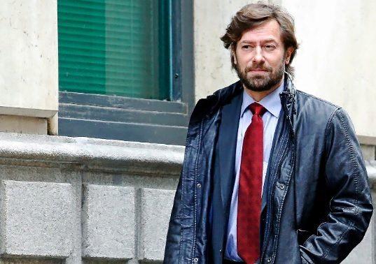 El juez Santiago Pedraz.