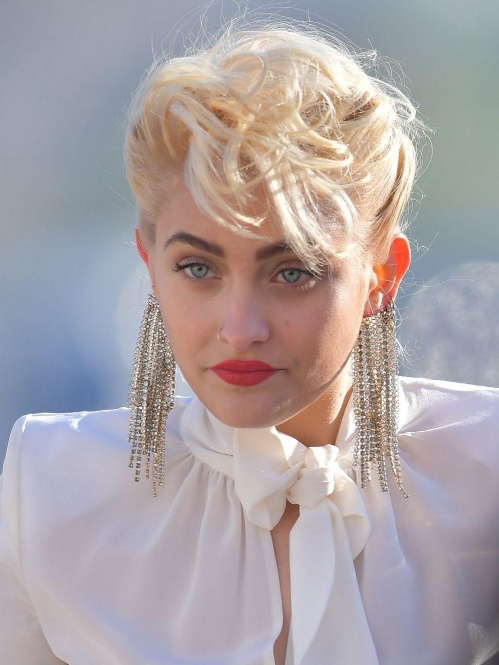 La hija del desaparecido Rey del Pop ha roto su silencio para la...