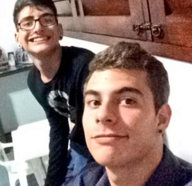 Marvin Henriques (i.) y Patrick Nogueira (d.)
