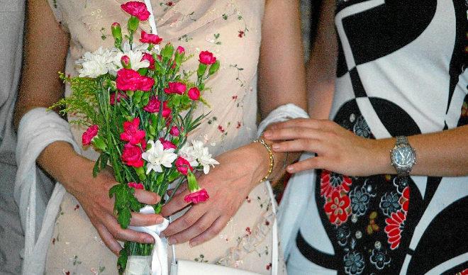 los madrileños ya pueden pedir cita 'online' para casarse por lo