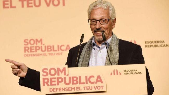El senador de ERC Santi Vidal, en una foto de archivo