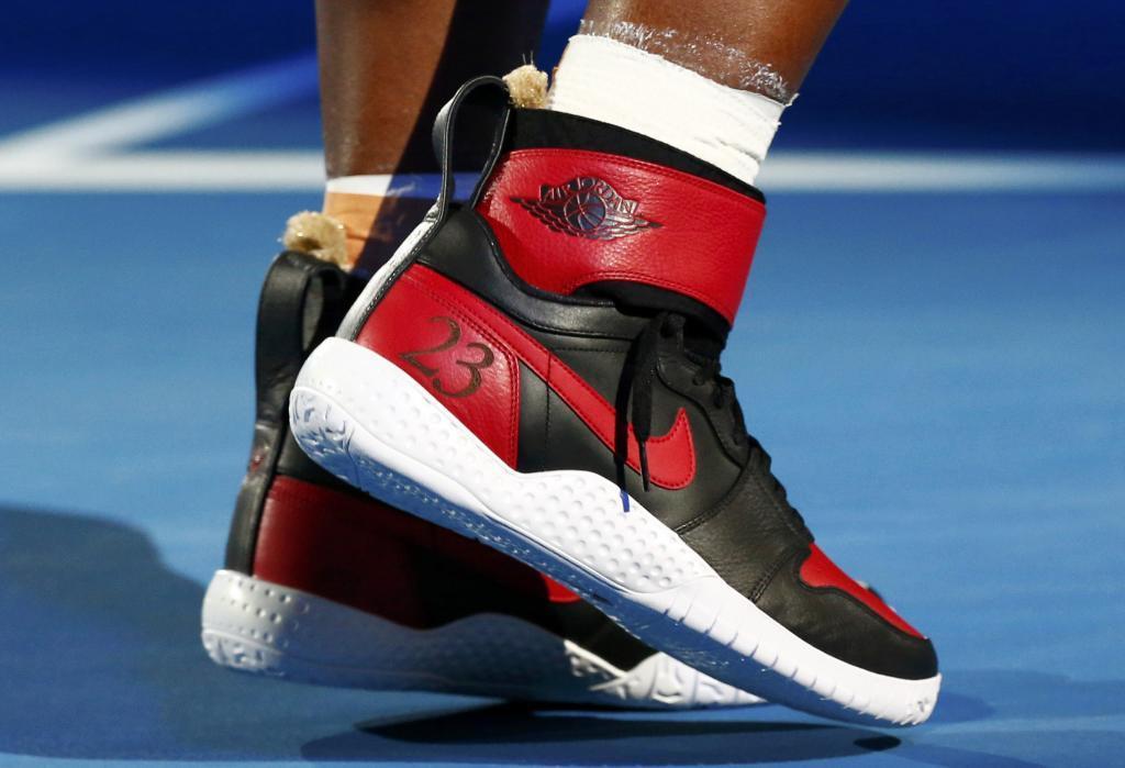 El regalo de Michael Jordan para el 23º Grand Slam de Serena Williams