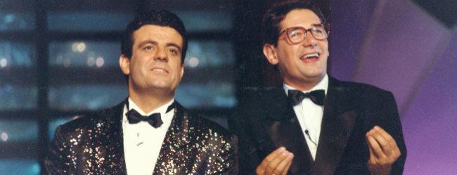 El dúo de humoristas Martes y Trece, en 'Cómo nos reímos'.